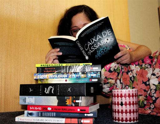 Livros que não conseguimos parar de ler