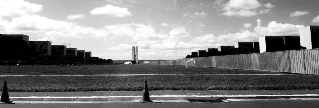 Esplanada murada - Maurício Gomyde