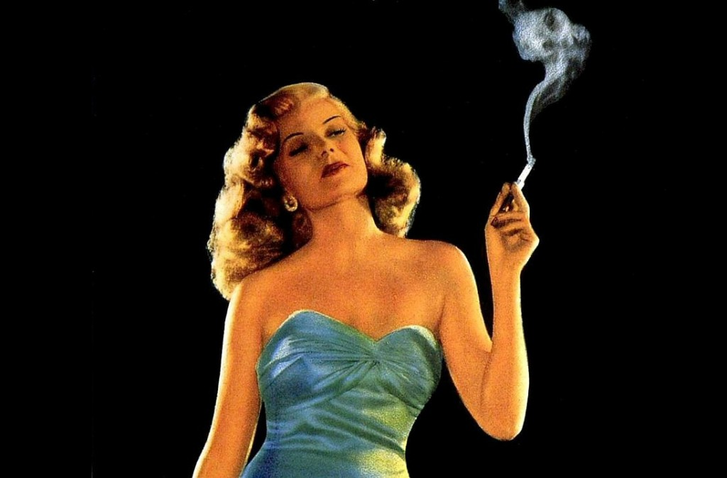 Rita Hayworth em Gilda (fonte)