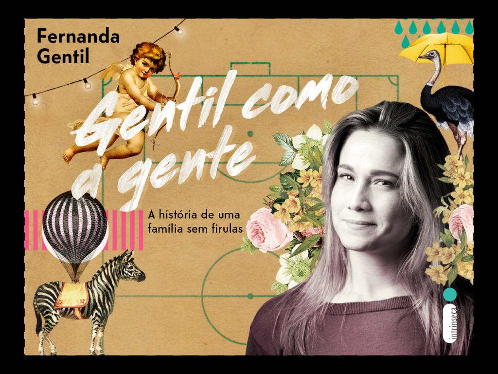 Fernanda Gentil na Intrínseca