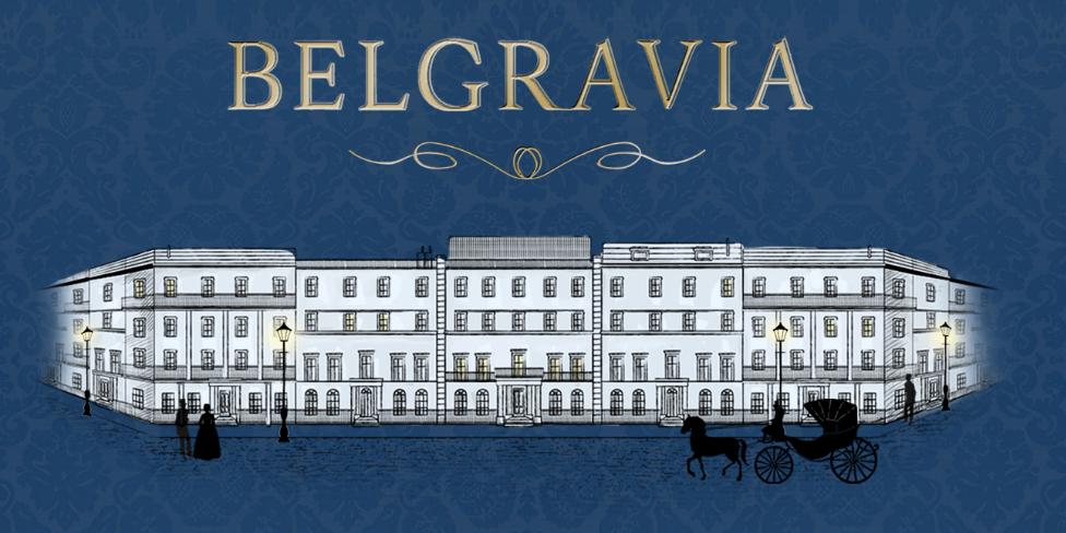 A nova série do criador de Downton Abbey