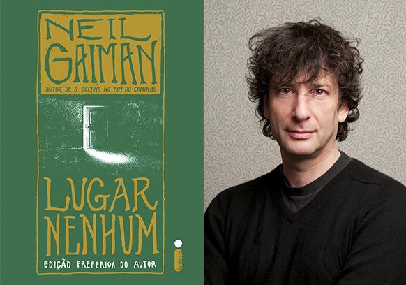 A Londres secreta de Neil Gaiman
