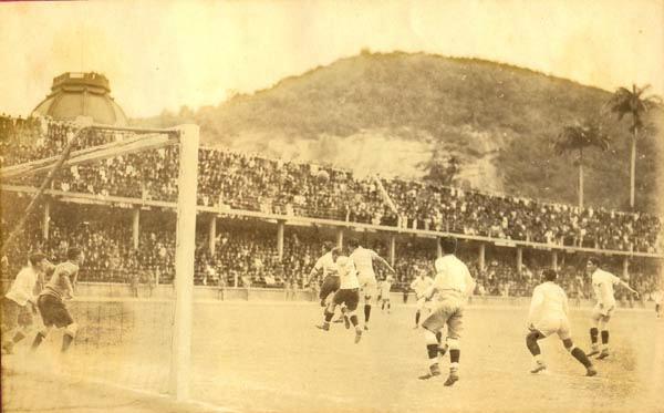 O esporte, a vocação do Rio