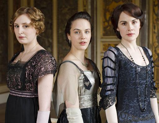 Saudades de Downton Abbey? As personagens de Belgravia podem ajudar