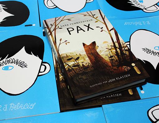 O que Extraordinário e Pax têm em comum?