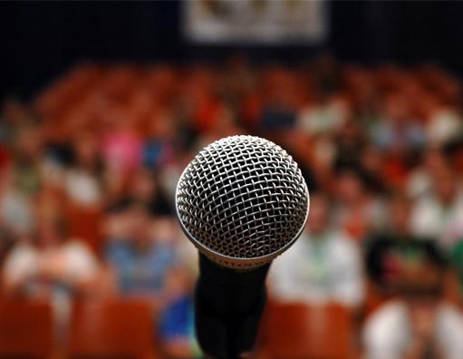 Quatro dicas do TED para não cair em armadilhas ao falar em público