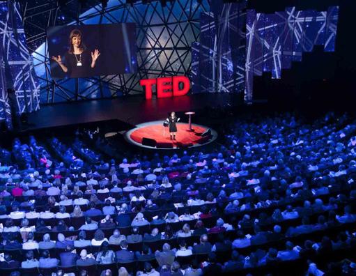 Cinco palestras do TED a que todo mundo deveria assistir