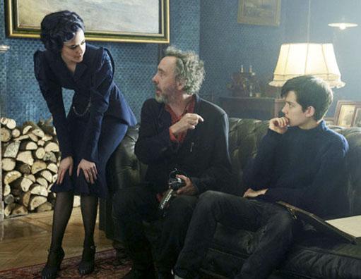 As marcas de Tim Burton em O lar das crianças peculiares