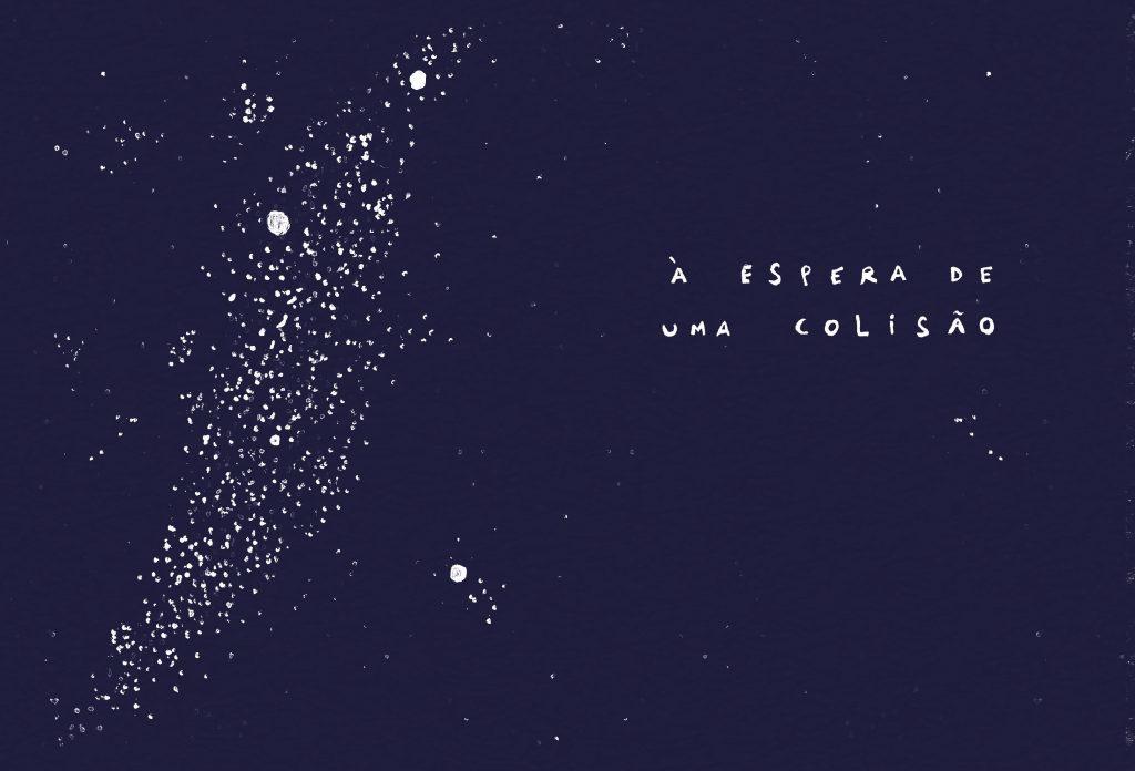 O verso da criação – a colisão, o nó e as palavras