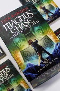 Eventos de lançamento de Magnus Chase: o Martelo de Thor!