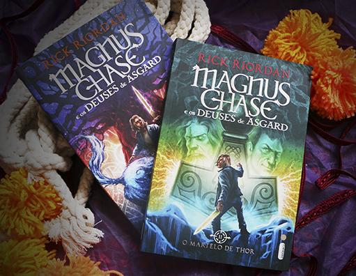 6 motivos para ler a série Magnus Chase e os deuses de Asgard