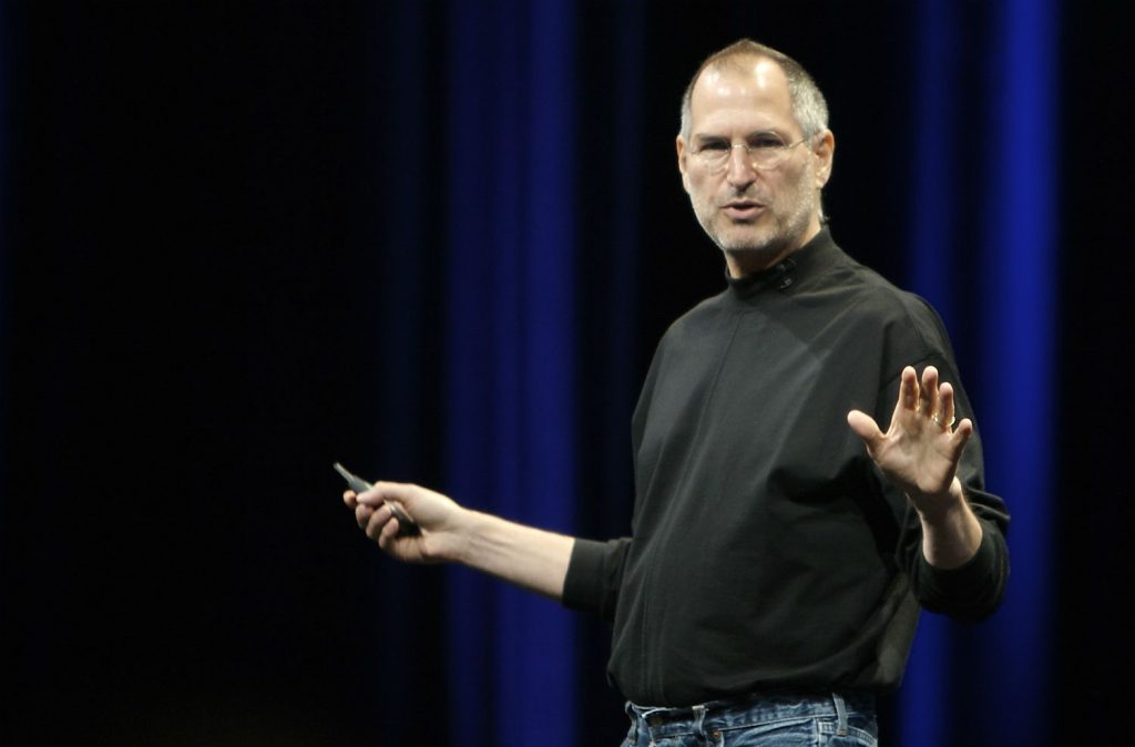 O que você tem em comum com Steve Jobs
