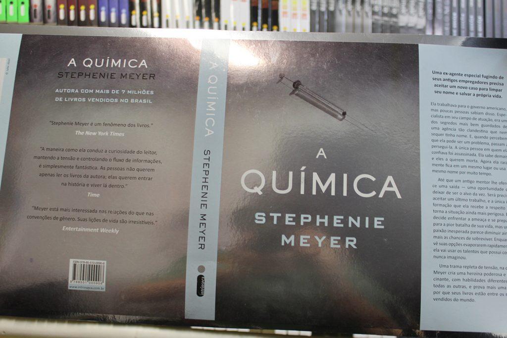 """Leia um trecho exclusivo de """"A química"""", de Stephenie Meyer"""