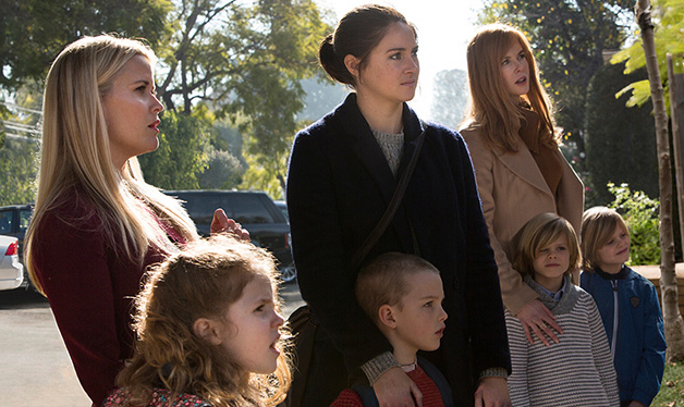 HBO divulga data de estreia de Big Little Lies, série com Shailene Woodley, Nicole Kidman e Reese Witherspoon