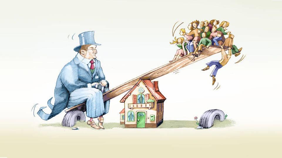 O que gera a desigualdade?