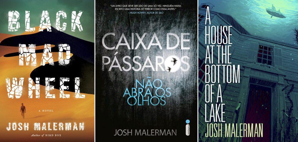 Os novos livros de Josh Malerman