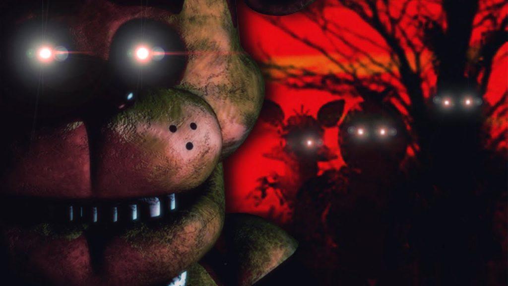O que aconteceu na Freddy's?