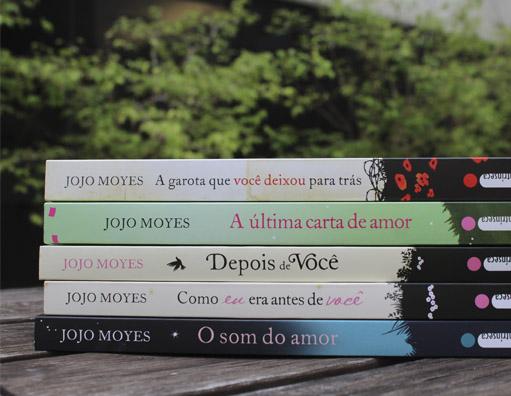 As cinco melhores frases de Jojo Moyes