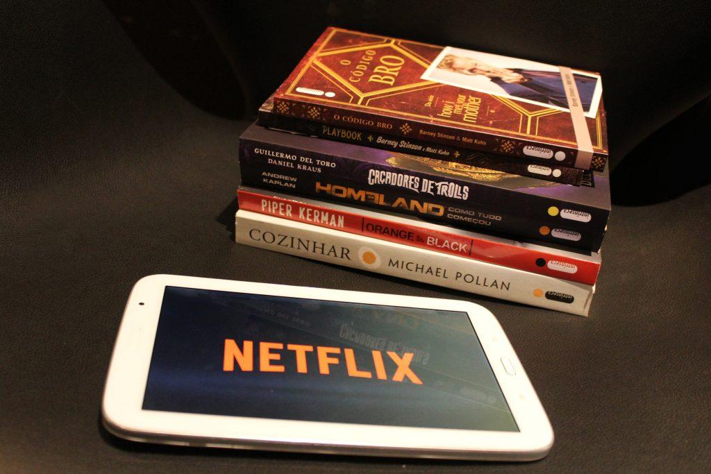 6 Séries inspiradas em livros que estão na Netflix