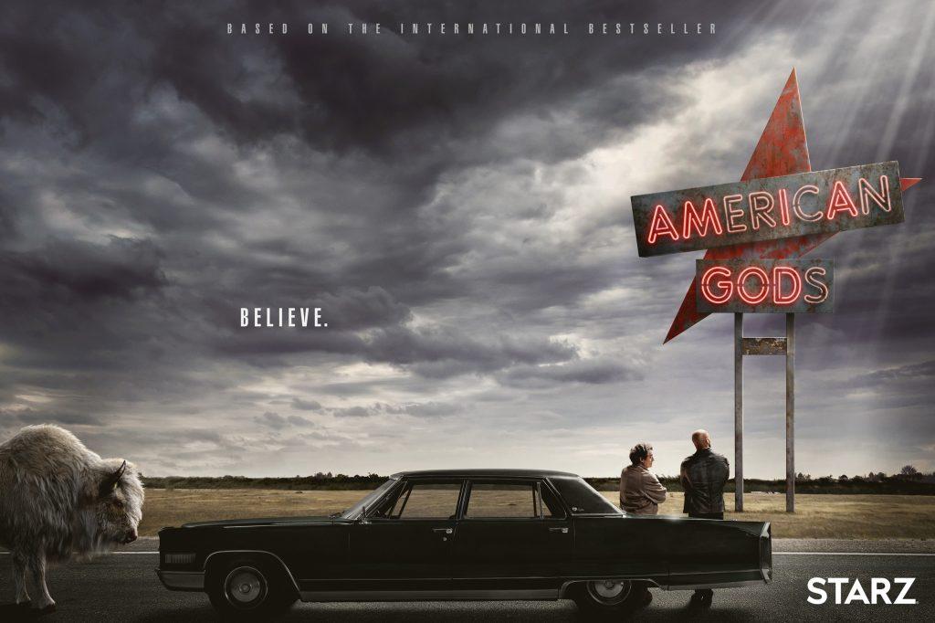 Tudo sobre a série inspirada em Deuses americanos