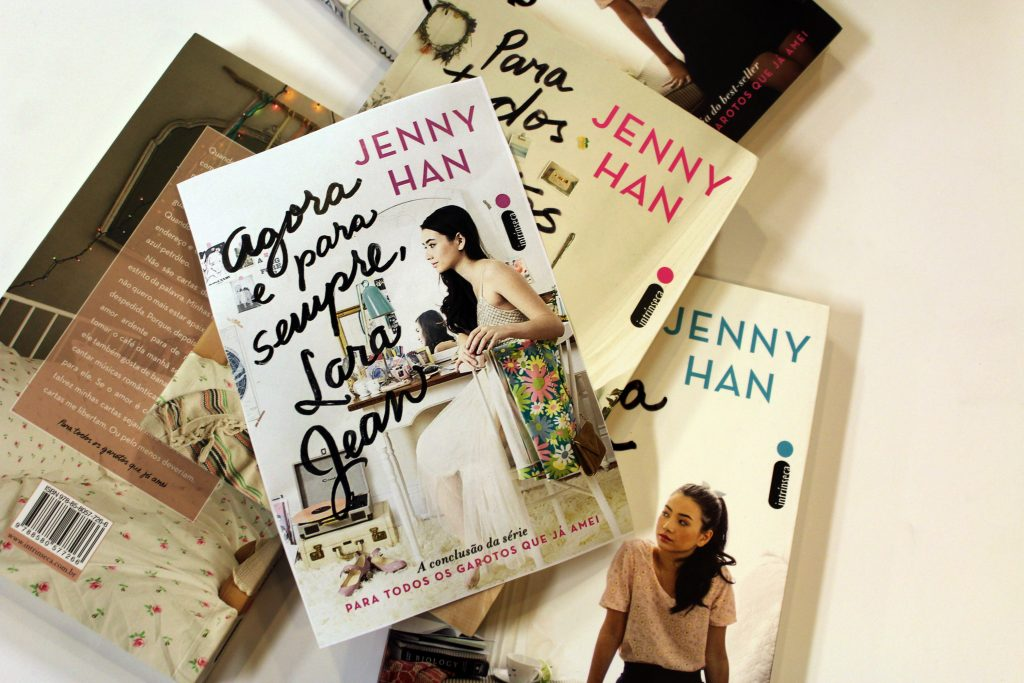 O último livro da série Para todos os garotos que já amei chega às livrarias em 12 de maio