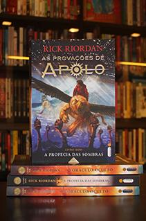 Tudo que você queria saber sobre As provações de Apolo