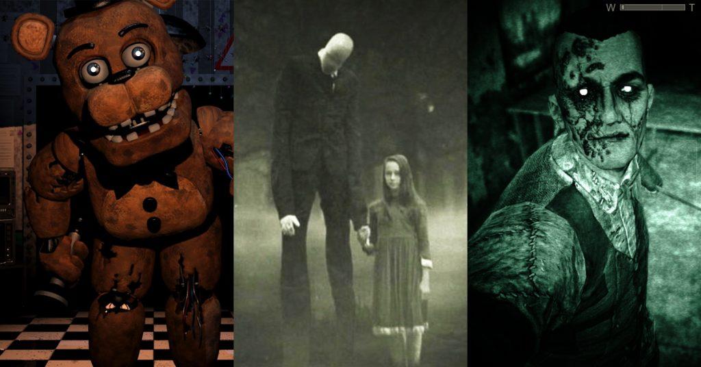 As histórias reais dos jogos de terror