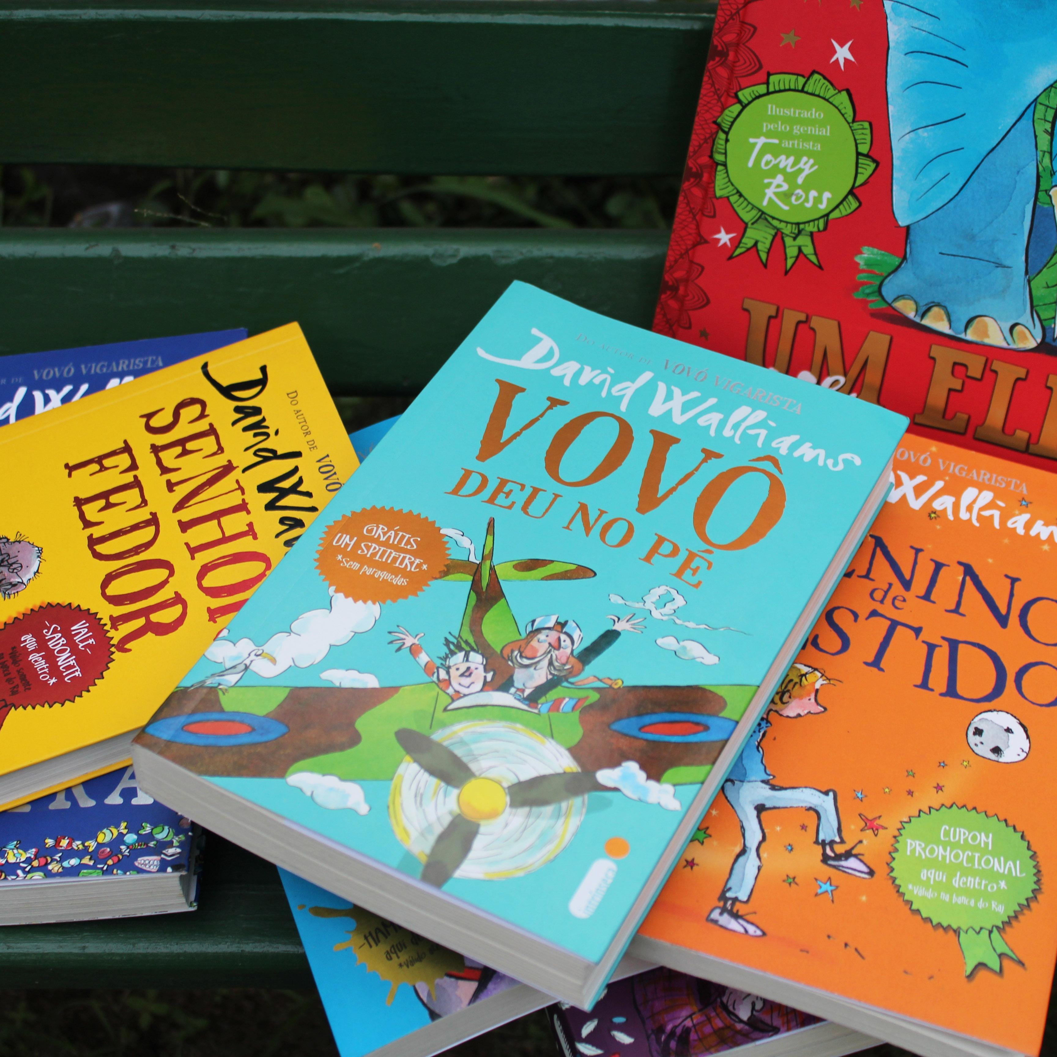 cee00c7419 7 livros infantis com mensagens importantes – Editora Intrínseca