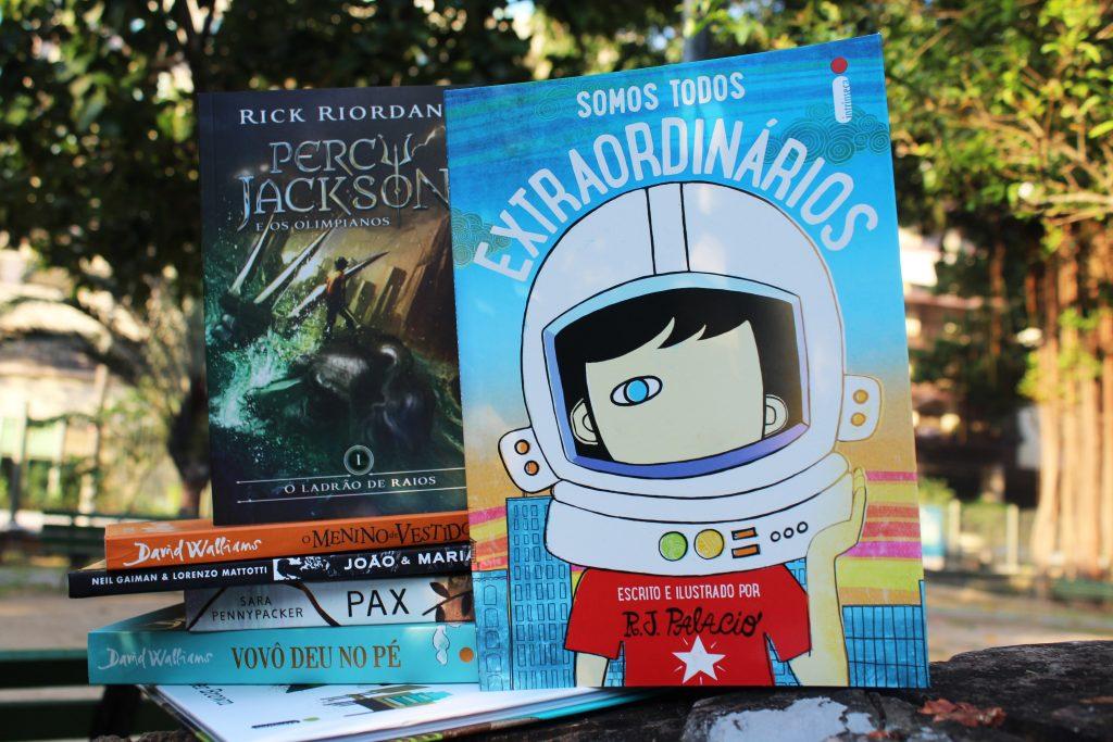 7 livros infantis com mensagens importantes