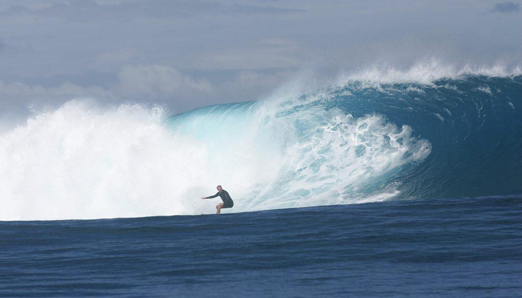 Uma vida de aventuras pelas ondas e culturas ao redor do mundo