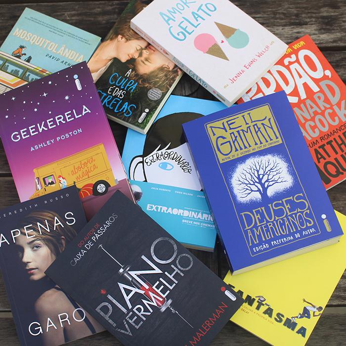 17 livros para conhecer na Bienal do Livro Rio