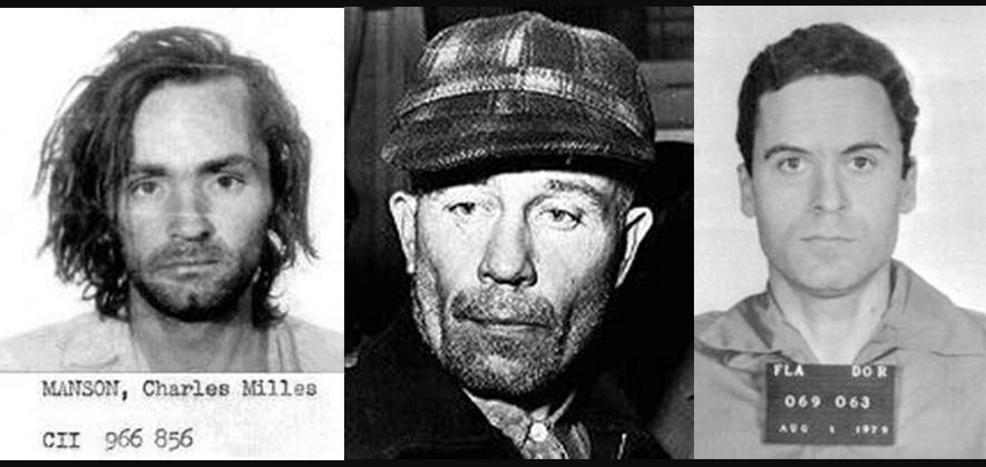 Como funciona a mente dos serial killers