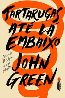 John Green lê o primeiro capítulo de Tartarugas até lá embaixo!