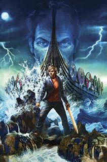 Volume final da série Magnus Chase e os deuses de Asgard chega às livrarias em outubro!