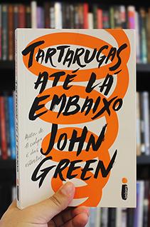 Ouça a playlist de Tartarugas até lá embaixo, de John Green