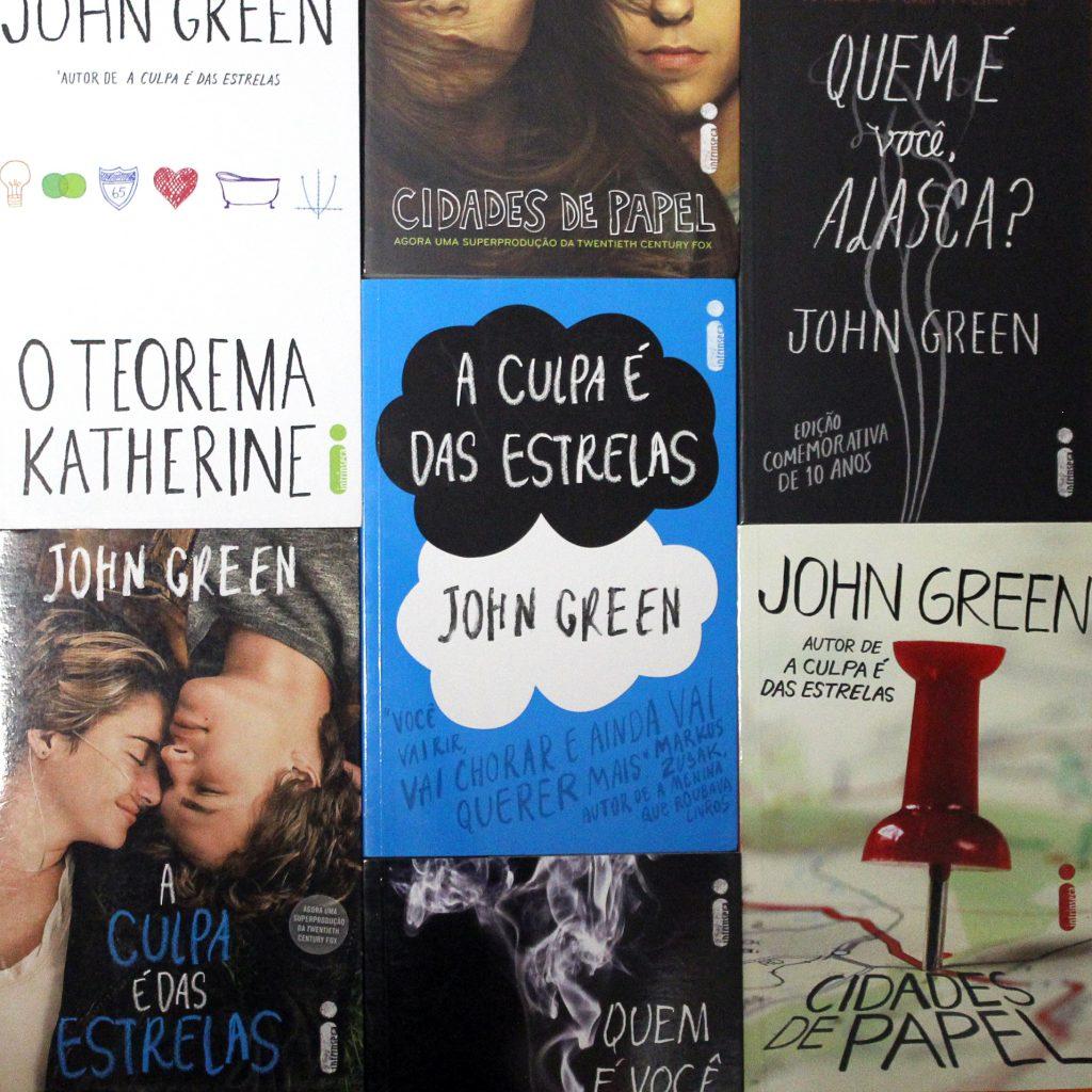 Você conhece os livros de John Green?