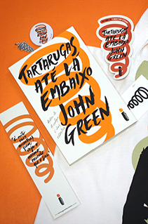 Sorteio Instagram - Kit John Green [Encerrado]