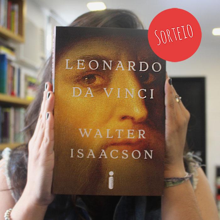 Sorteio Facebook – Leonardo Da Vinci