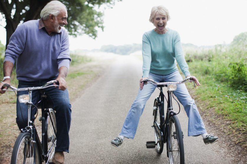Três atitudes simples para envelhecer de forma saudável
