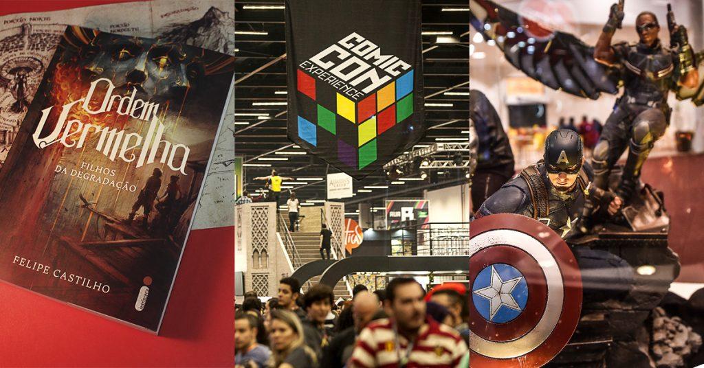 Intrínseca na Comic Con Experience 2017!