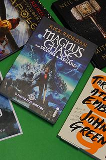 Magnus Chase, Somos todos extraordinários e outros vencedores do prêmio Goodreads
