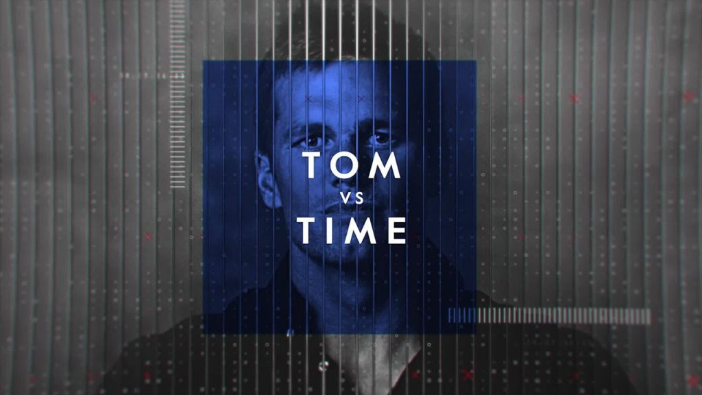 Assista agora Tom vs Time, série original do Facebook com Tom Brady!