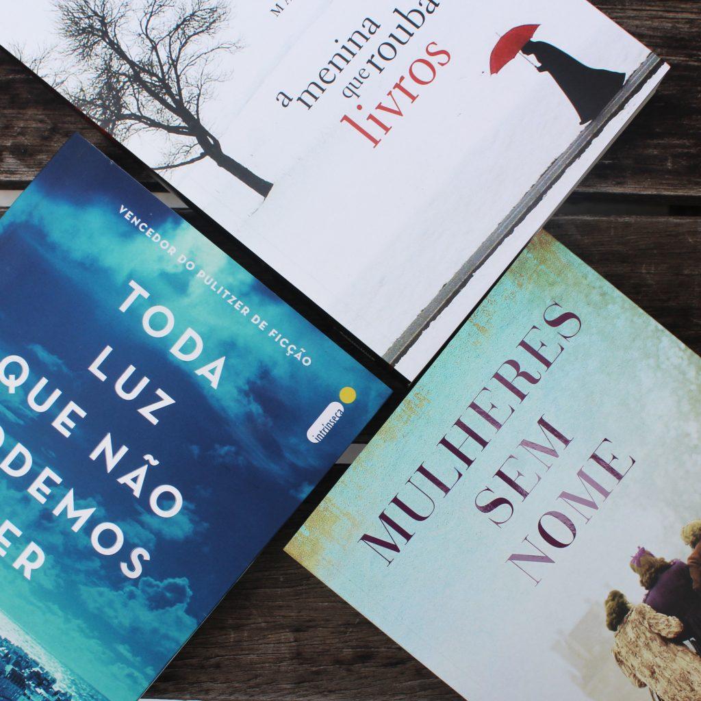 Seis livros para quem curte romances históricos