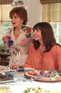 Cinquenta tons de cinza vira tema de filme com Jane Fonda e Diane Keaton