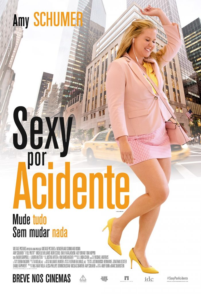 Filme estrelado por Amy Schumer chega aos cinemas dia 28 de junho