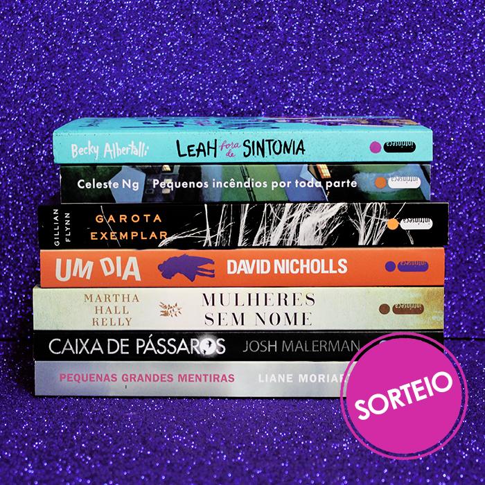 Vamos sortear 3 exemplares de alguns dos nossos livros protagonizados por  mulheres incríveis e independentes! 8db20c447a5a9