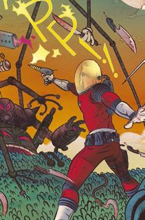 Confira a capa e a data de lançamento do segundo volume de Black Hammer