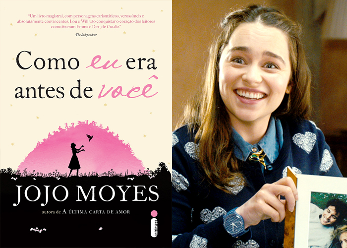 Louisa Clark Editora Intrínseca