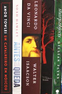 Quantos livros da Intrínseca você já leu? Faça o teste!