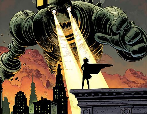 Black Hammer ganha adaptação para TV e cinema